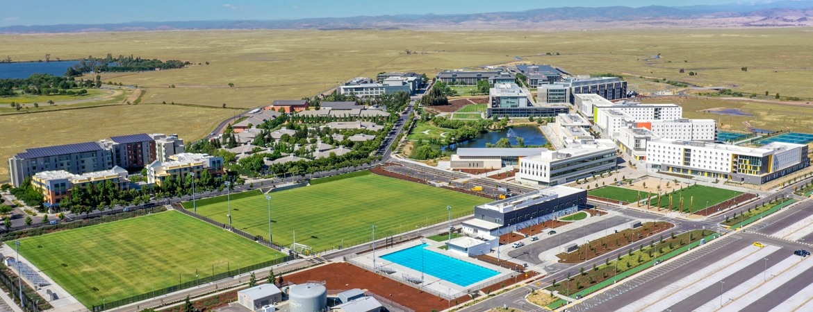 UC Merced campus overview